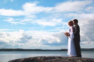 bröllopklippa